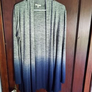 Maurices Ombre Cardigan